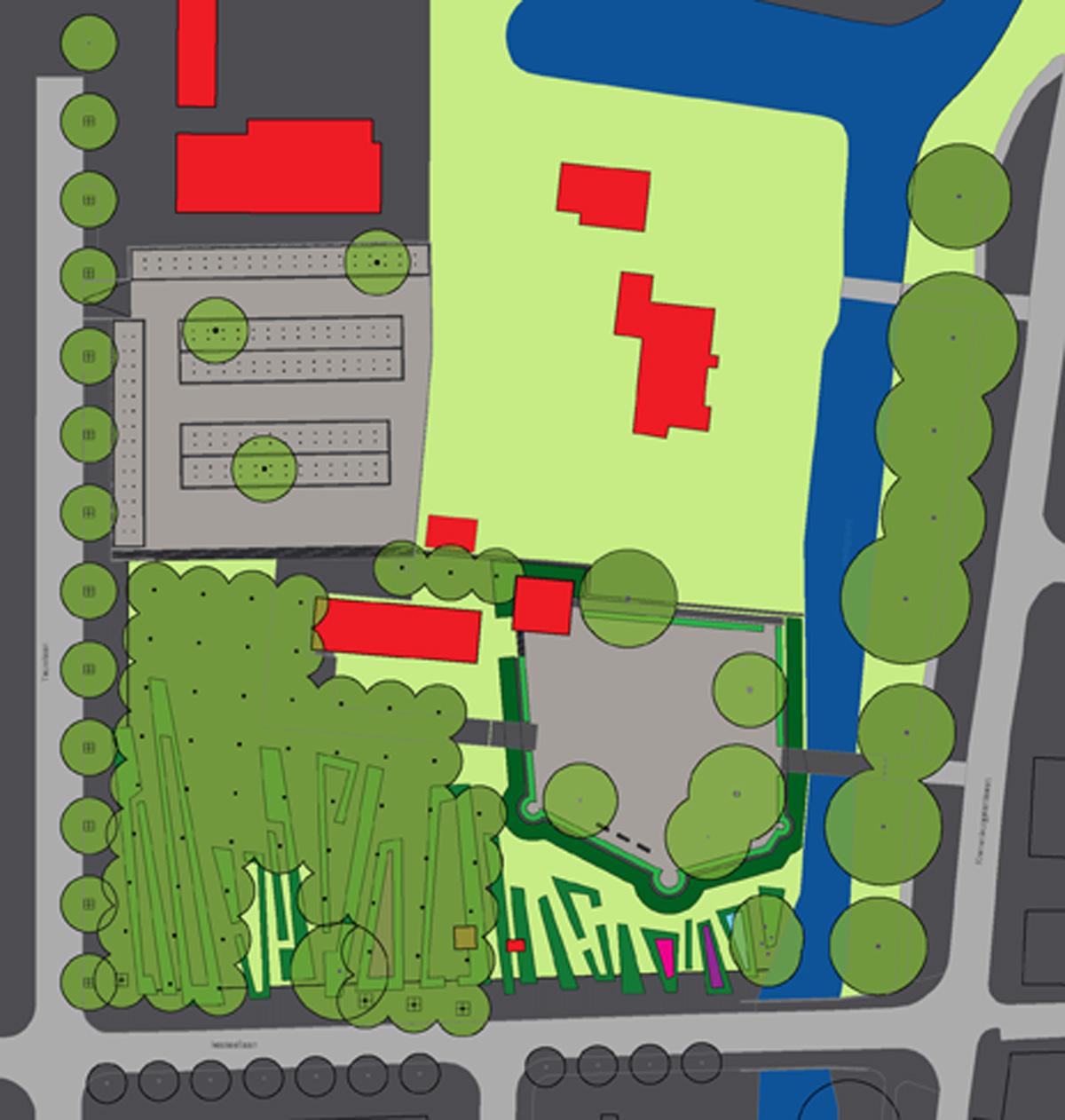 Diekman-landschapsarchitecten_-Kasteelpark_ijsselstein-plan
