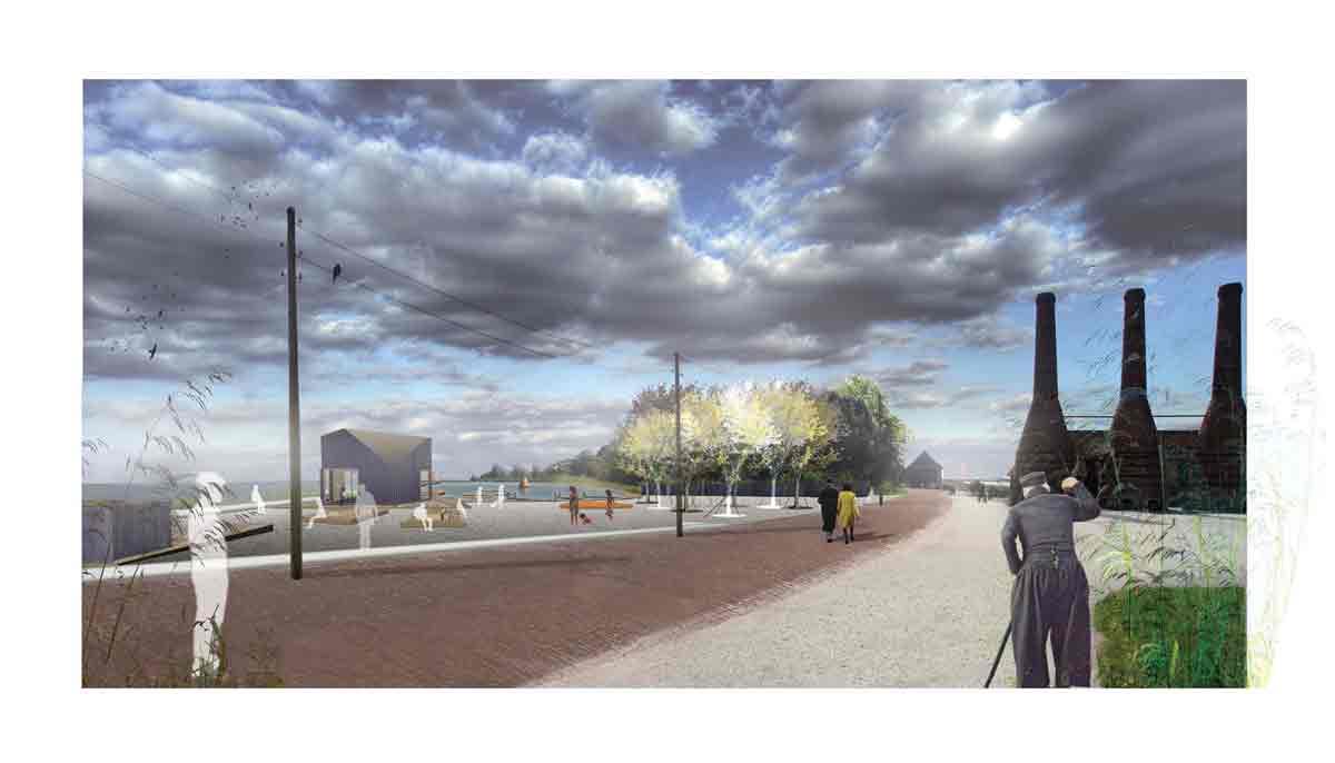 Diekman-landschapsarchitecten_-Zuiderzee-museum_waterwerken_-view1-optie-2