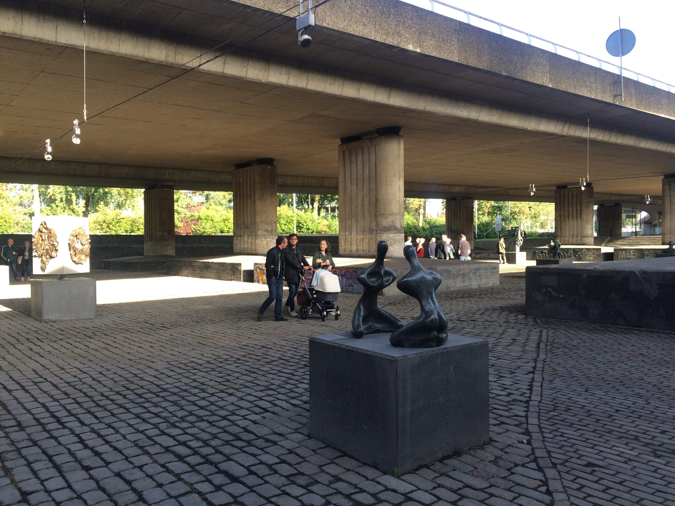 diekman-landschapsarchitecten-kleinpolderplein-museumverweesde beelden.